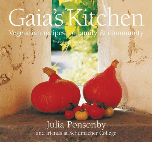 Gaia's Kitchen, by Julia Ponsonby