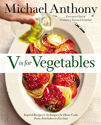 V is for Vegetables, by Michael Anthony